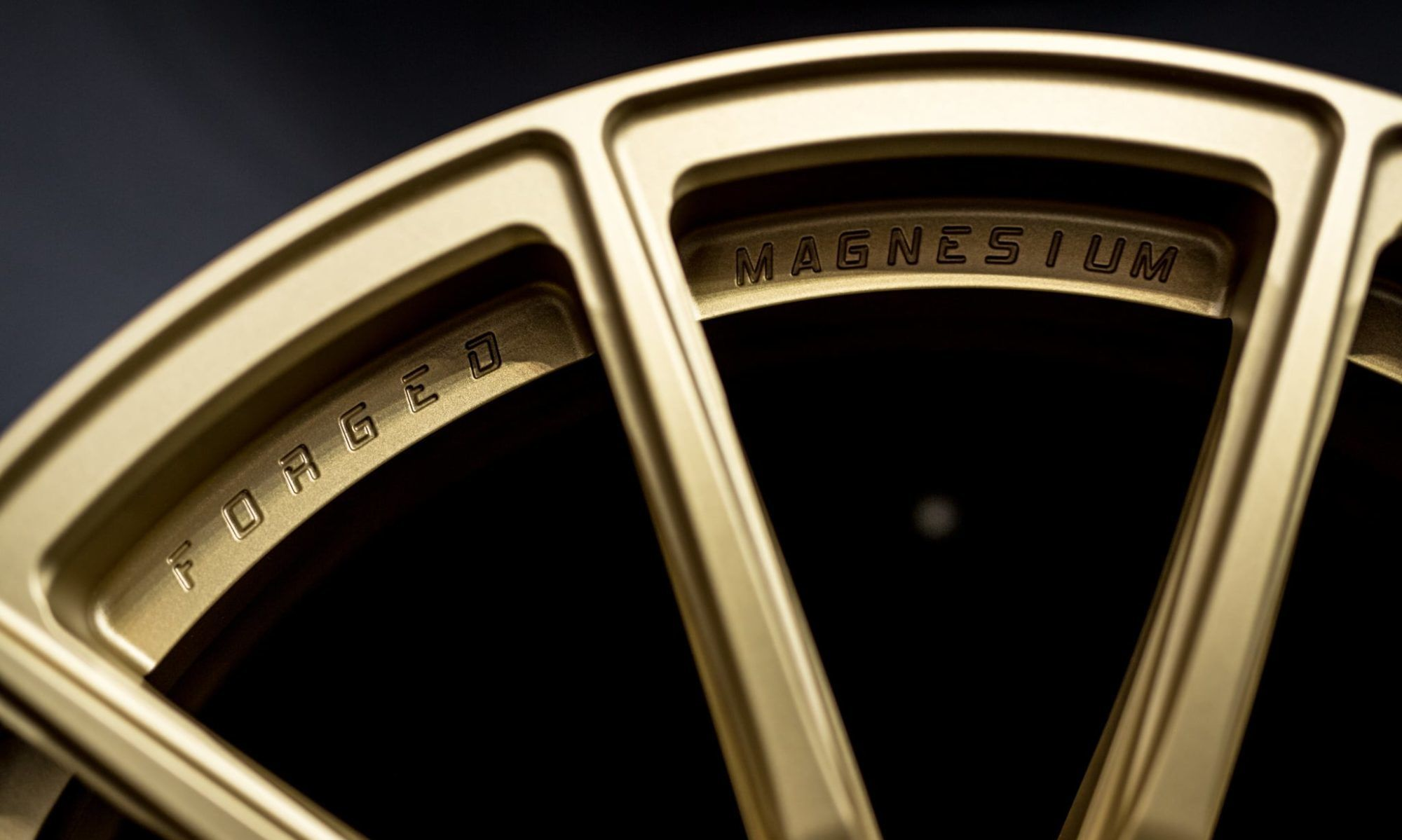 Forged Magnesium Wheels